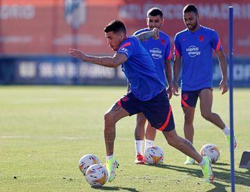 Cuenta atrás para la Liga pendiente de Savic, Felipe y Joao