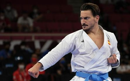 ¡Otra medalla! Damián Quintero disputará la final ante el japonés Kiyuna