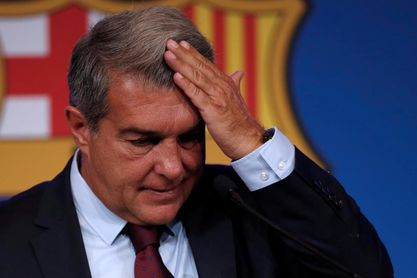 Laporta admite que la renovación de Messi hubiera puesto en riesgo al club