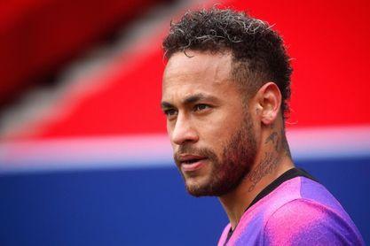 Neymar y el resto de internacionales del PSG vuelven a los entrenamientos