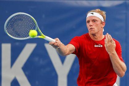 Alejandro Davidovich, eliminado en el torneo de Toronto por John Isner