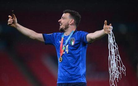 El Sevilla se despide de Florenzi y mira a Argentina