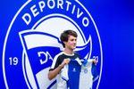 Pellistri: Hice fuerza para estar en el partido contra el Real Madrid