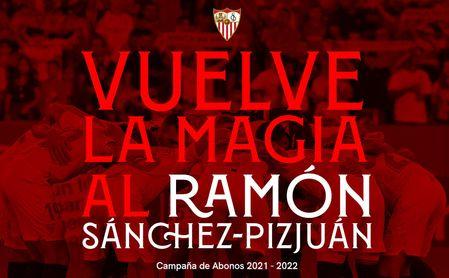 El Sevilla FC anuncia las claves del sorteo para ver el partido contra el Rayo Vallecano