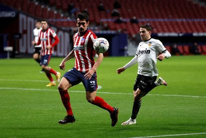Stefan Savic renueva con el Atlético de Madrid hasta el 2024