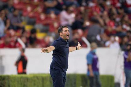 Argentino Larcamón dice que Puebla no juega mal, pero le falta contundencia