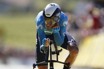Valverde a cazar una etapa en la Vuelta y con el Europeo en los planes