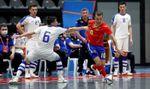 1-0. España repite victoria ante Uzbekistán en su segundo amistoso