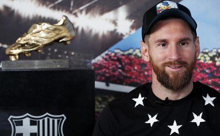 ¿El pichichi sin Messi? Los pronósticos vaticinan una batalla entre Benzema, Suárez y Memphis.