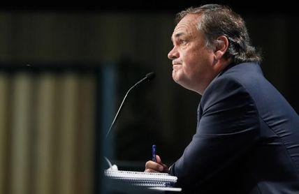 """Aperribay considera """"poco solidario"""" no participar en el acuerdo con CVC"""