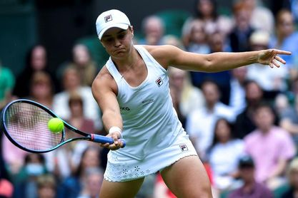 Barty gana a Krejcikova duelo de campeonas Grand Slam y pasa a semifinales