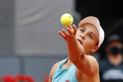 Ashleigh Barty vence a Angelique Kerber y disputará la final por primera vez