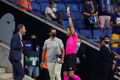 """Vicente Moreno: """"Es una lástima, tuvimos muchas oportunidades de ganar"""""""