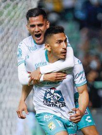 El ecuatoriano Mena da empate al León con el Santos Laguna