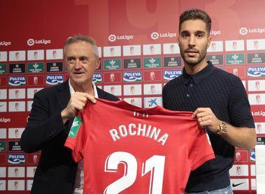 """Rochina llega """"para sumar"""" a un Granada que compite """"como pocos equipos"""""""