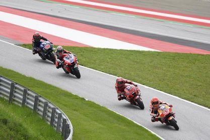 Quartararo pendiente del rendimiento de Suzuki, Ducati y Marc Márquez