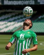 """Pezzella vuelve """"consciente de lo que supone vestir la camiseta"""" del Betis"""