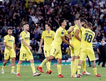 Diez jugadores del Villarreal ya saben lo que es jugar la Liga de Campeones