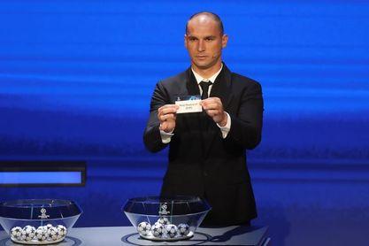 El Real Madrid repite grupo con la 'cenicienta' como novedad