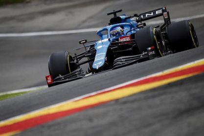 Alonso: Si no llueve, podemos lograr un buen resultado