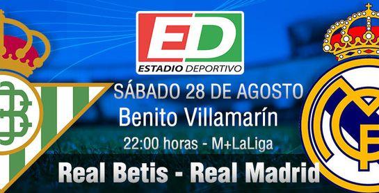 Real Betis-Real Madrid: A aprovechar el 'culebrón Mbappé' para estrenarse en el triunfo