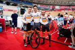 La casa real, Sánchez e Iceta felicitan a los nuevos medallistas paralímpicos