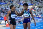 La dominicana Marileidy Paulino encadena su segundo triunfo en los 400