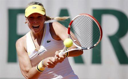 Annet Kontaveit vence a Irina Begu y conquista el primer torneo de Cleveland