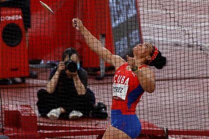 La campeona olímpica cubana competirá en la parada de la Liga de Diamante en París