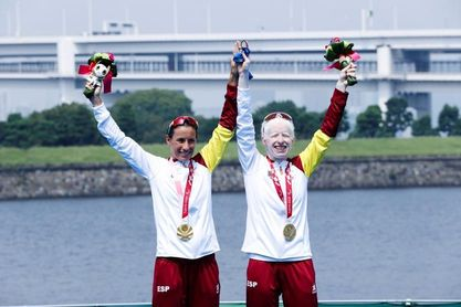 Susana Rodríguez y Sara Loehr reinan en Tokio