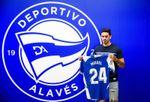 Miguel de la Fuente: El Alavés tiene un proyecto ganador
