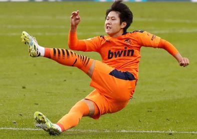 El surcoreano Kang In Lee firma con el Mallorca por cuatro temporadas
