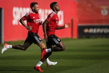 Florentino, medio del Benfica, cedido al Getafe