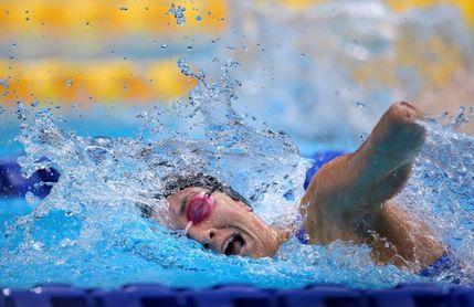 Sarai Gascón repite en Tokio la plata de Río en los 100 metros estilos
