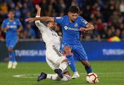 Valencia y Getafe cierran la cesión de Hugo Duro al club de Mestalla