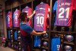 Ansu Fati hereda el dorsal 10 de Leo Messi en el Barcelona