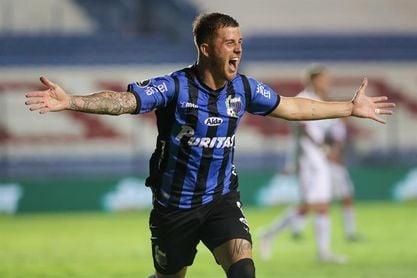 'Colo' Ramírez, el joven goleador de Uruguay, parte al Saint-Étienne francés