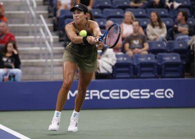 Muguruza vence a la alemana Petkovic y se mete a la tercera ronda del US Open