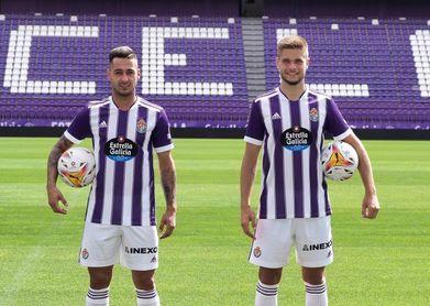 """Queirós cree que puede """"aportar mucho"""" al Real Valladolid y aspira al ascenso"""
