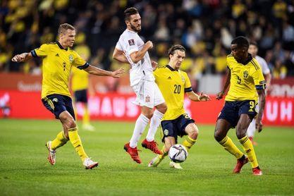 Más de 3,3 millones de espectadores siguieron el Suecia-España