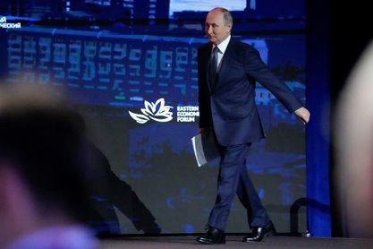 Putin espera que Rusia pueda acoger los Juegos Olímpicos de 2036