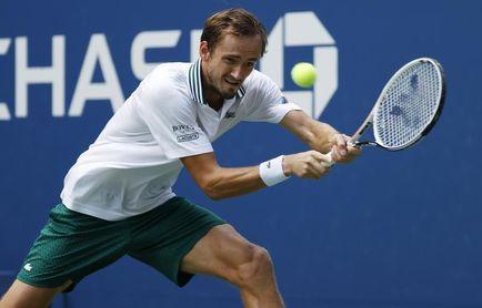 El ruso Medvedev vence al español Andújar y pasa a la cuarta ronda