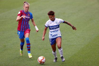 5-0. El Barcelona vuelve a empezar ante el Granadilla como si nada hubiera terminado