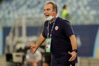 """Lasarte dice que la presión aumenta y que un empate en Quito """"parece poco"""""""
