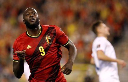 3-0. Lukaku y Hazard ponen a Bélgica rumbo a Catar