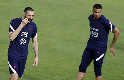 """Benzema: """"Me hubiese gustado que Mbappé fichase este año"""""""