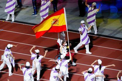 España concluye los Juegos con 36 medallas y mejora los resultados de Río