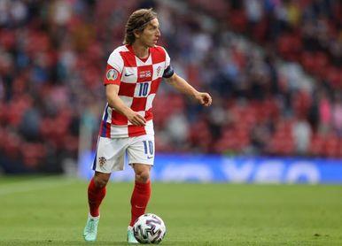 Modric y Budimir, con molestias musculares, no jugarán ante Eslovenia