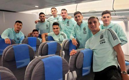 """""""Nos vamos a casa"""": Argentina logró salir de Brasil tras la mediación del embajador"""