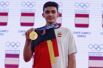 El campeón olímpico Alberto Ginés se salta los Mundiales para descansar